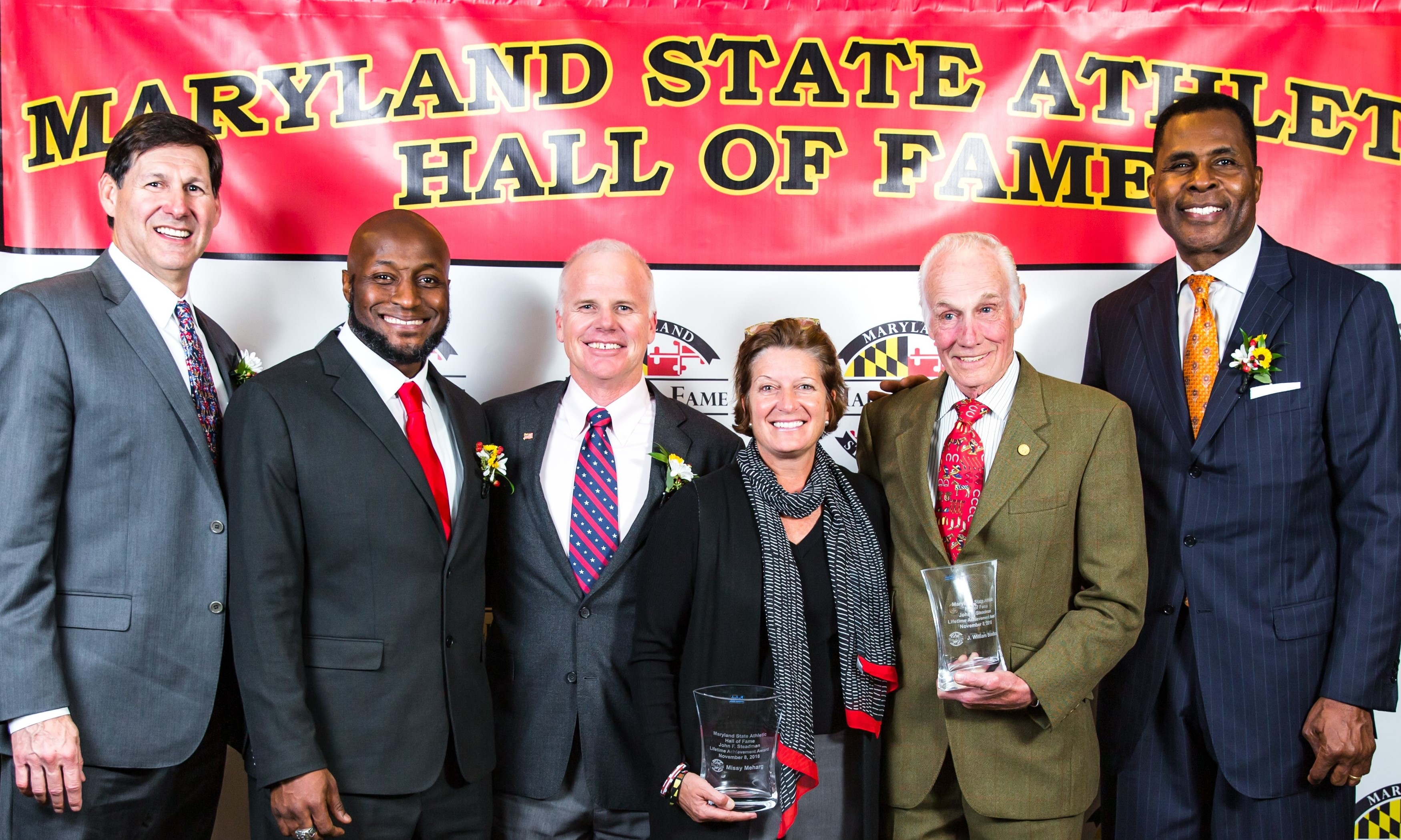 2018 MDSAHOF Inductees
